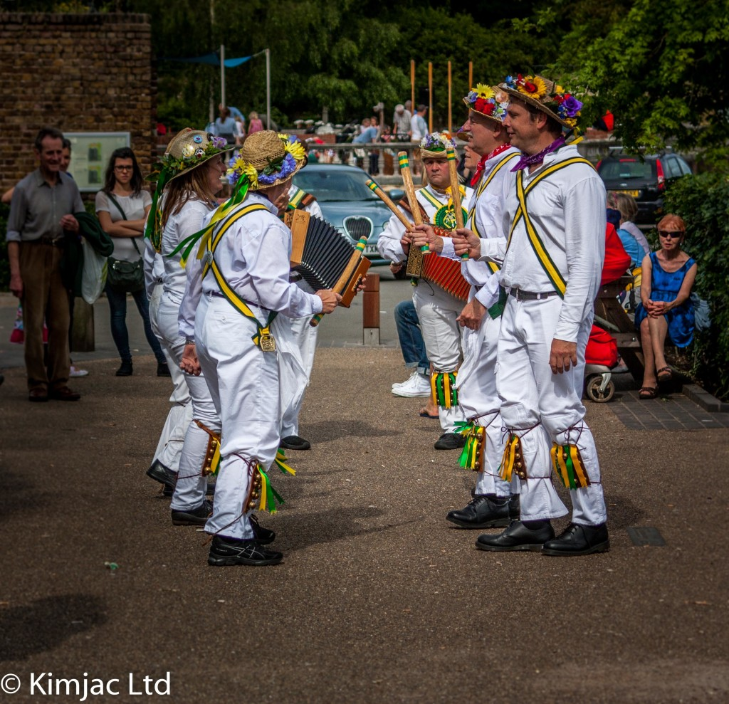 The Kingston Morris